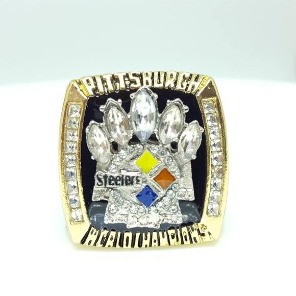 Accessories Pittsburgh Steelers 2005 Fan Edition Champ Ring Poshmark